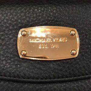 MICHAEL Michael Kors Bags - Michael Kors Black Leather Wallet
